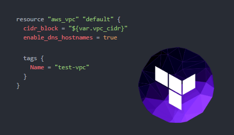 /manage-aws-vpc-as-infrastructure-as-code-with-terraform-55f2bdb3de2a feature image